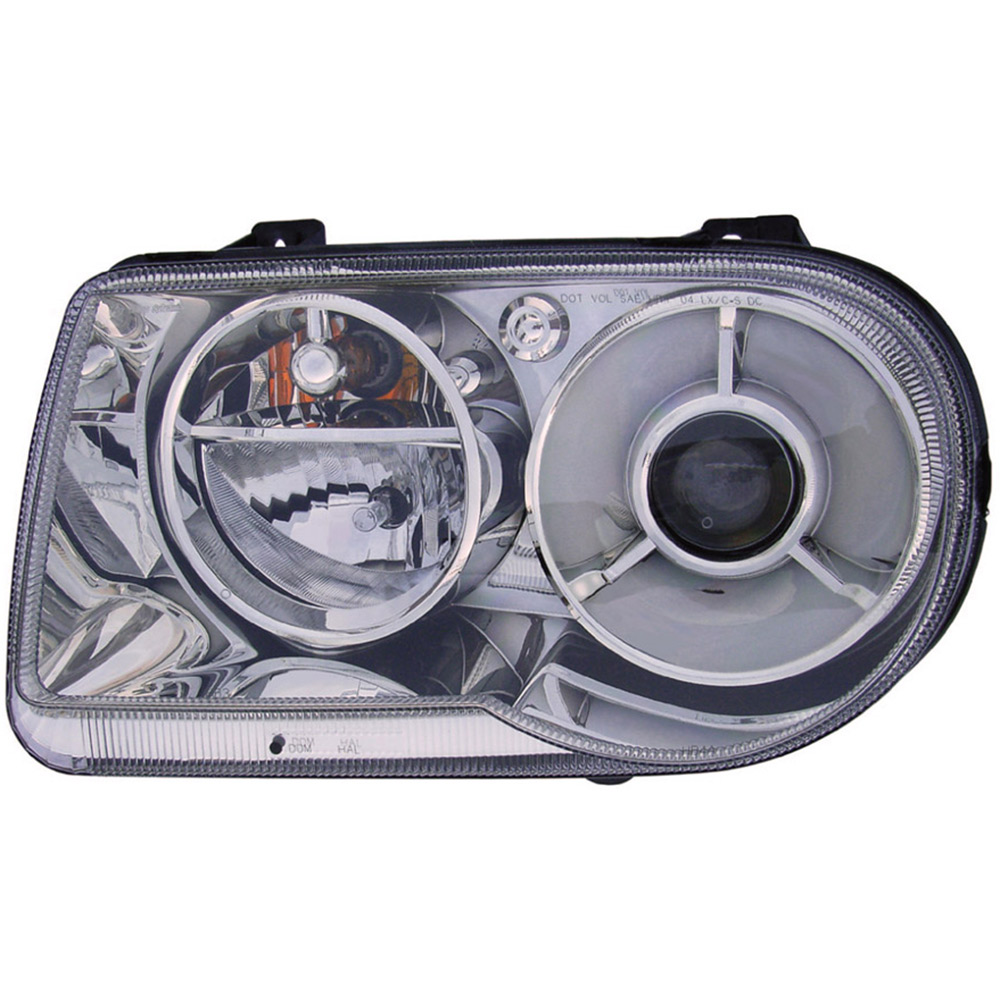 BuyAutoParts 16-00515AN Headlight Assembly