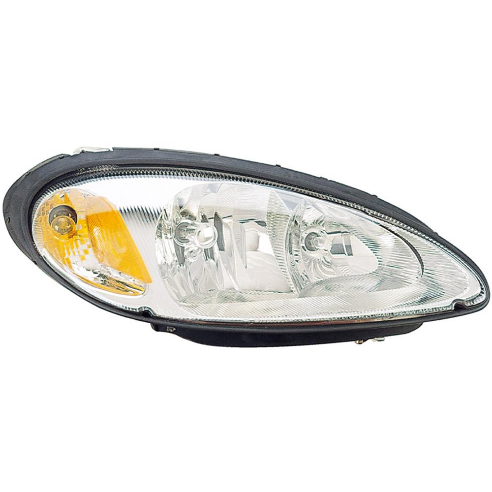 Headlight Assembly 16-00536 AN