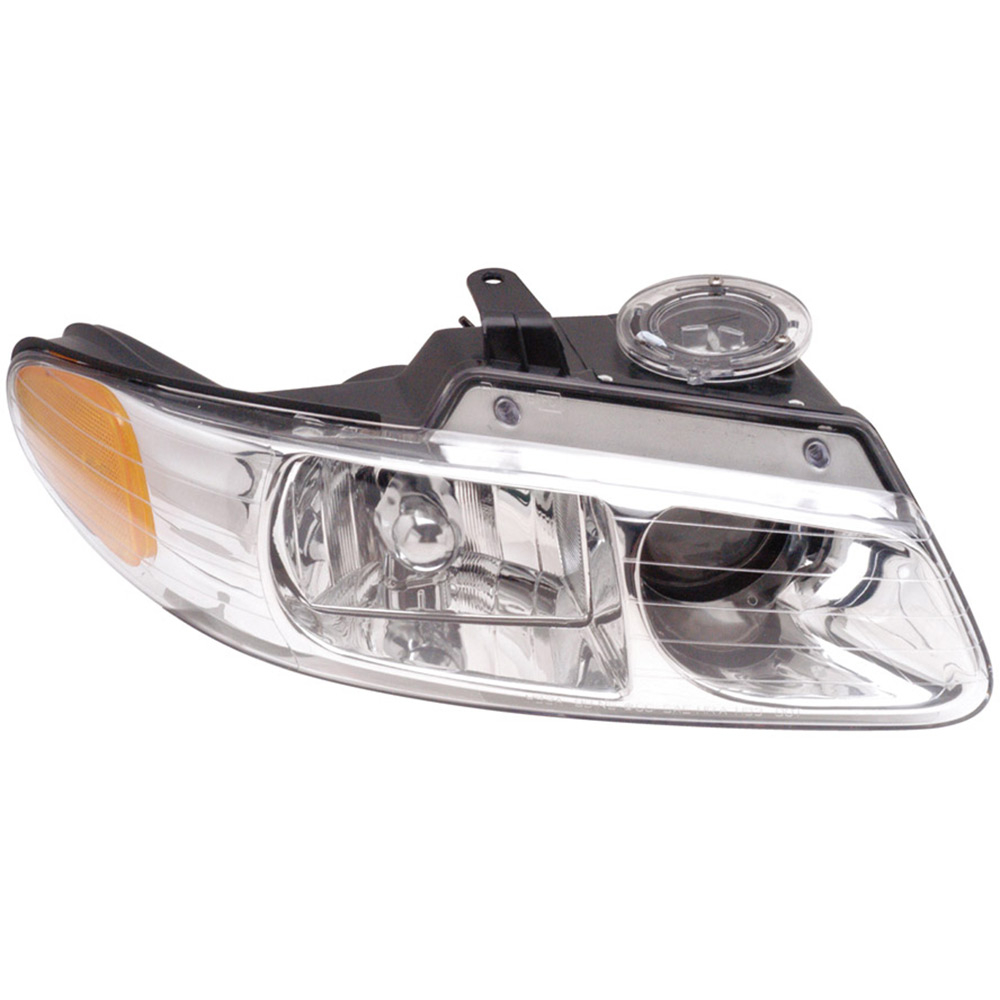 2000 Plymouth Voyager Headlight Assembly Right Passenger