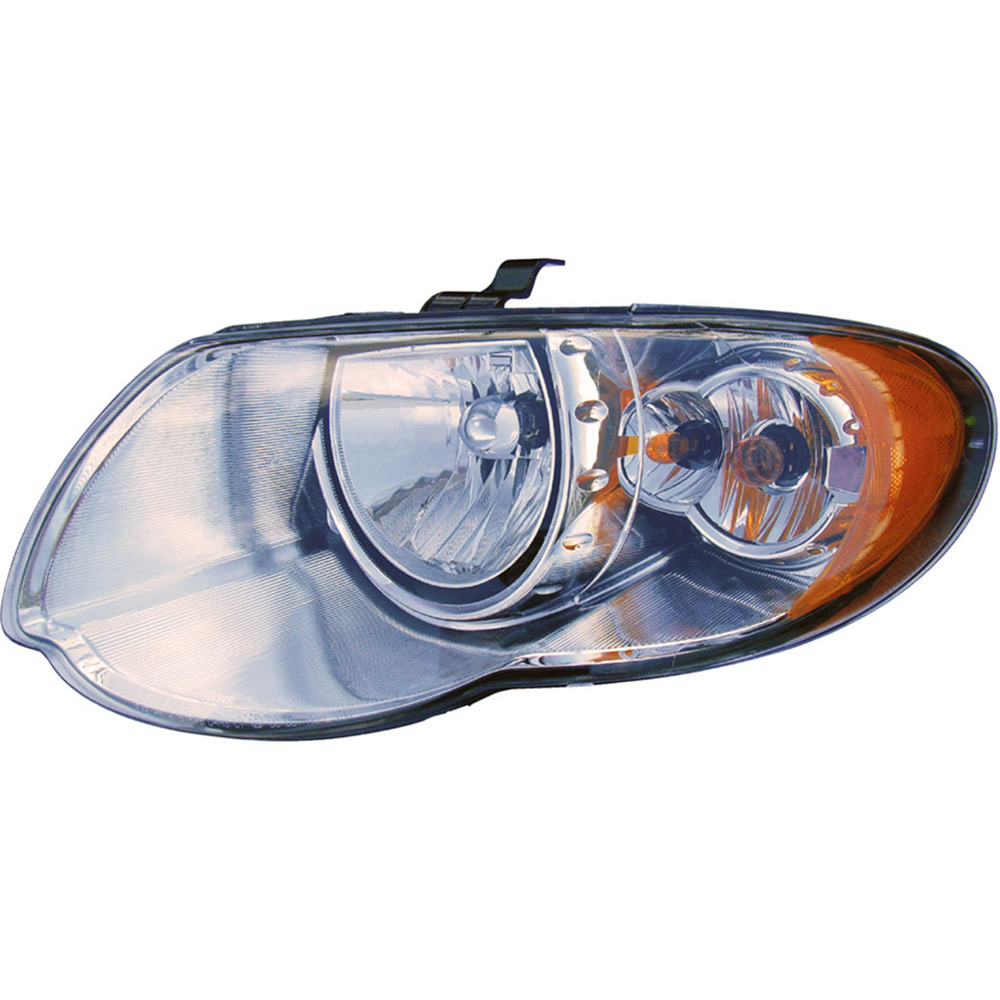 2005 Chrysler Town Country: 2005 Chrysler Town And Country Headlight Assembly Left