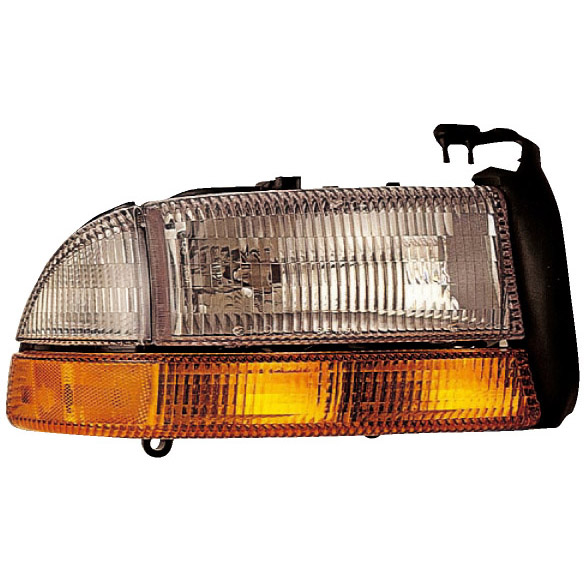 2008 Dodge Durango Headlight Embly