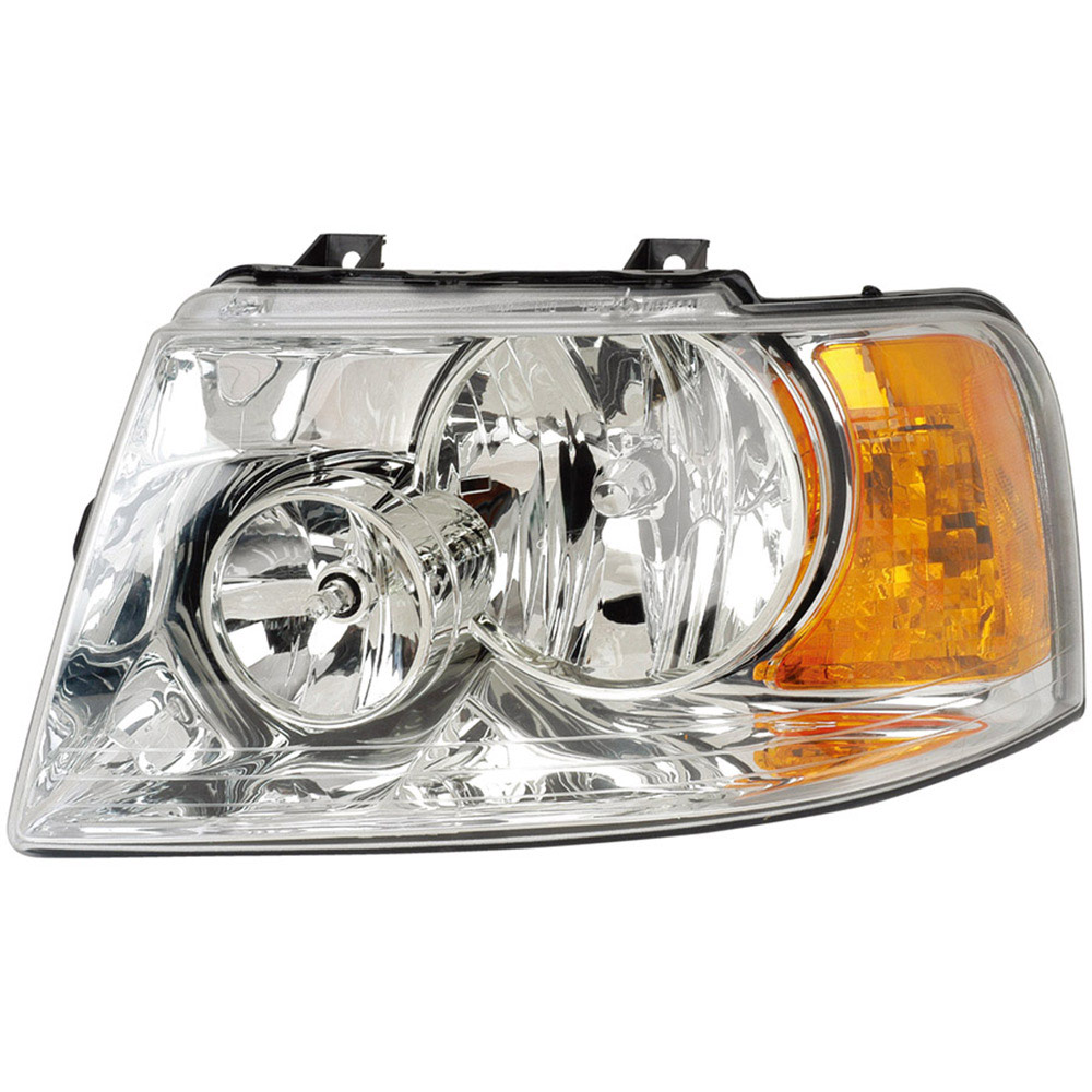 BuyAutoParts 16-00696AN Headlight Assembly