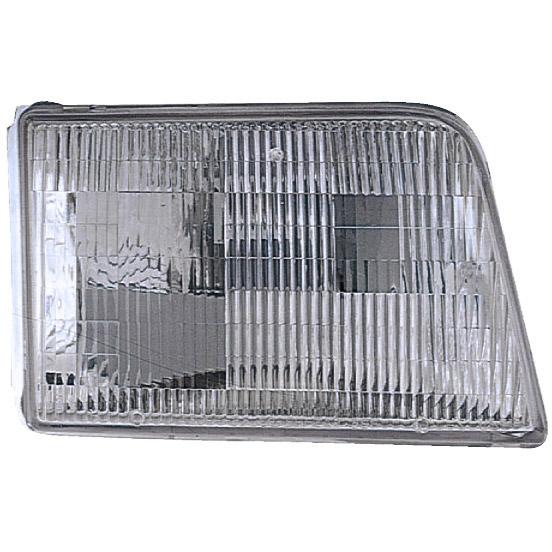 Ford Ranger Headlight Assembly