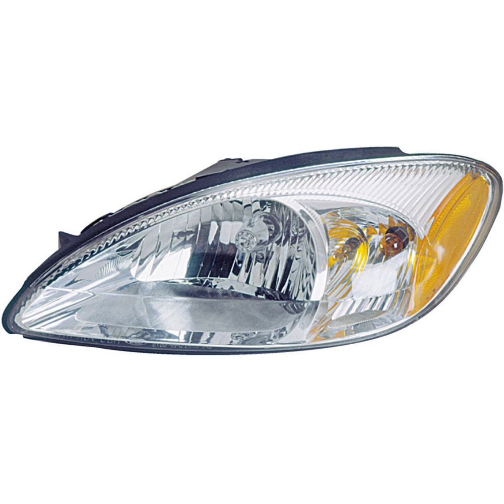 Ford Taurus Headlight Assembly : Ford taurus headlight assembly left driver side