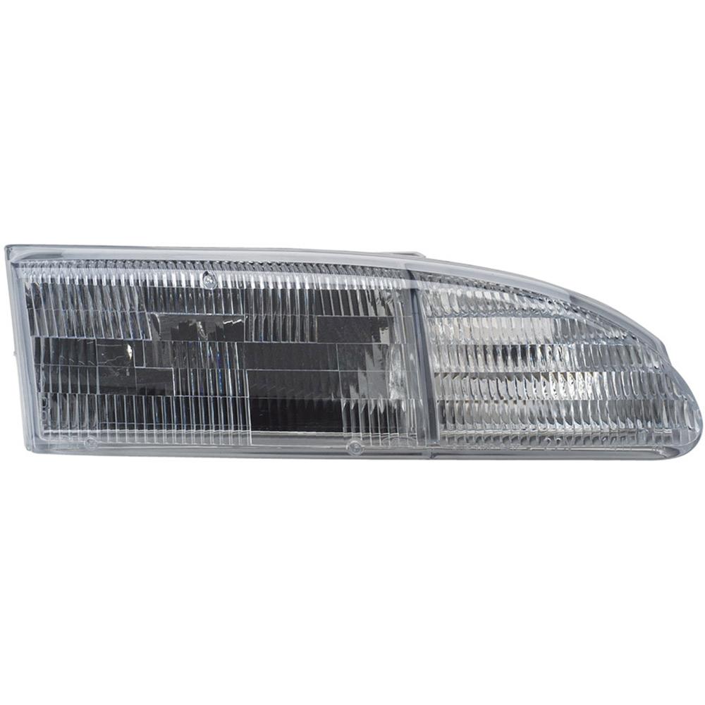 Ford Thunderbird Headlight Assembly