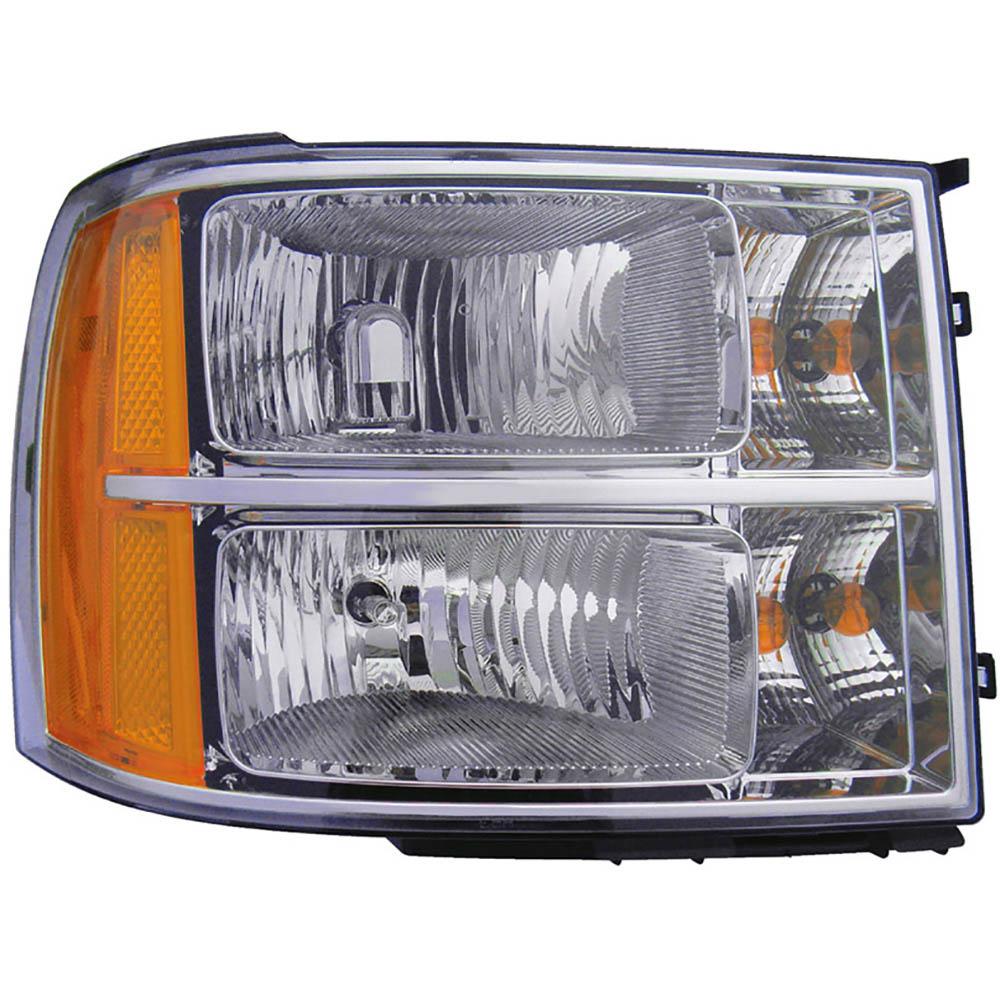 Your headlight set kit component headlight assembly