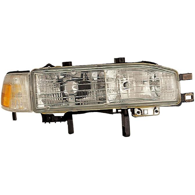 Honda Accord Headlight Embly