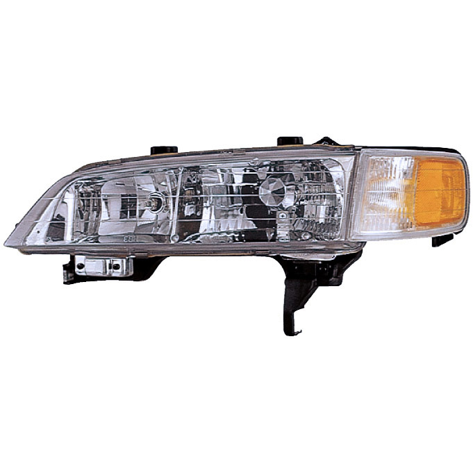 BuyAutoParts 16-80139A9 Headlight Assembly Pair