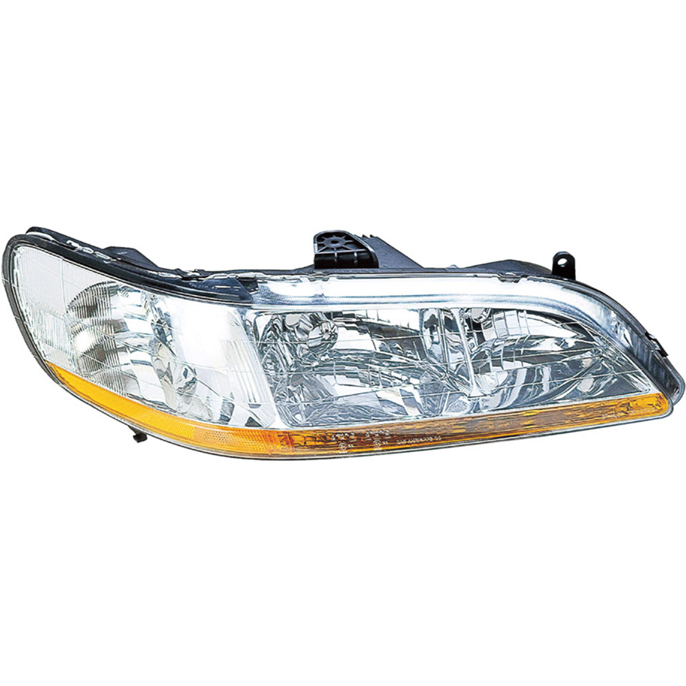 BuyAutoParts 16-00800AN Headlight Assembly