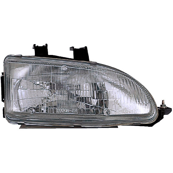 Headlight Assembly 16-00812 AN