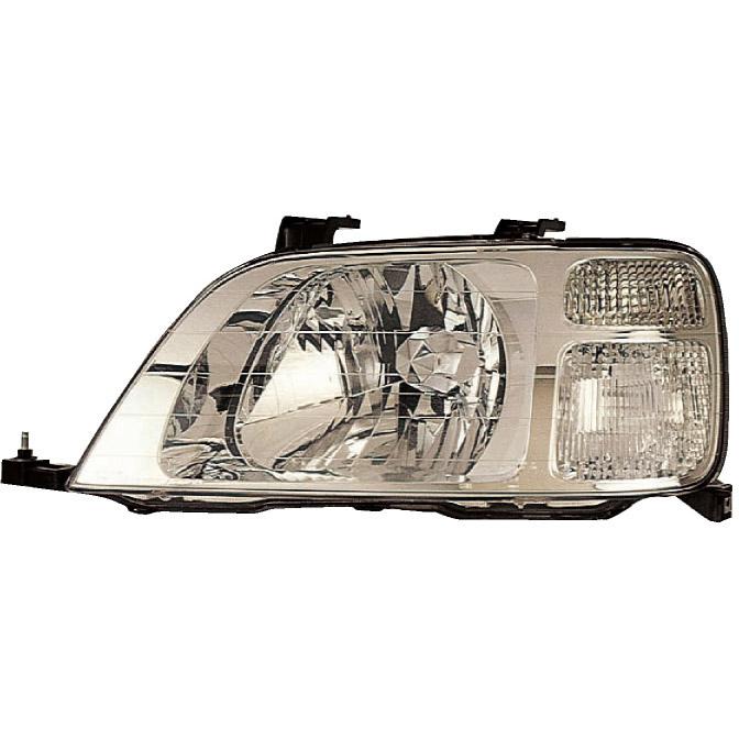 2001 honda crv headlight assembly left driver side 16 00835 an. Black Bedroom Furniture Sets. Home Design Ideas