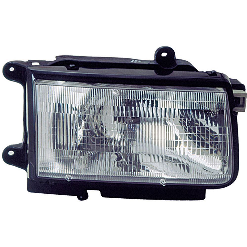 Isuzu Headlight Assembly - OEM & Aftermarket Replacement Parts