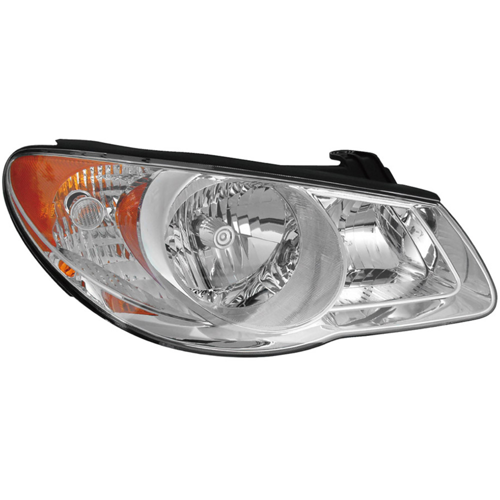 Hyundai Elantra Extended Warranty: 2008 Hyundai Elantra Headlight Assembly Right Passenger