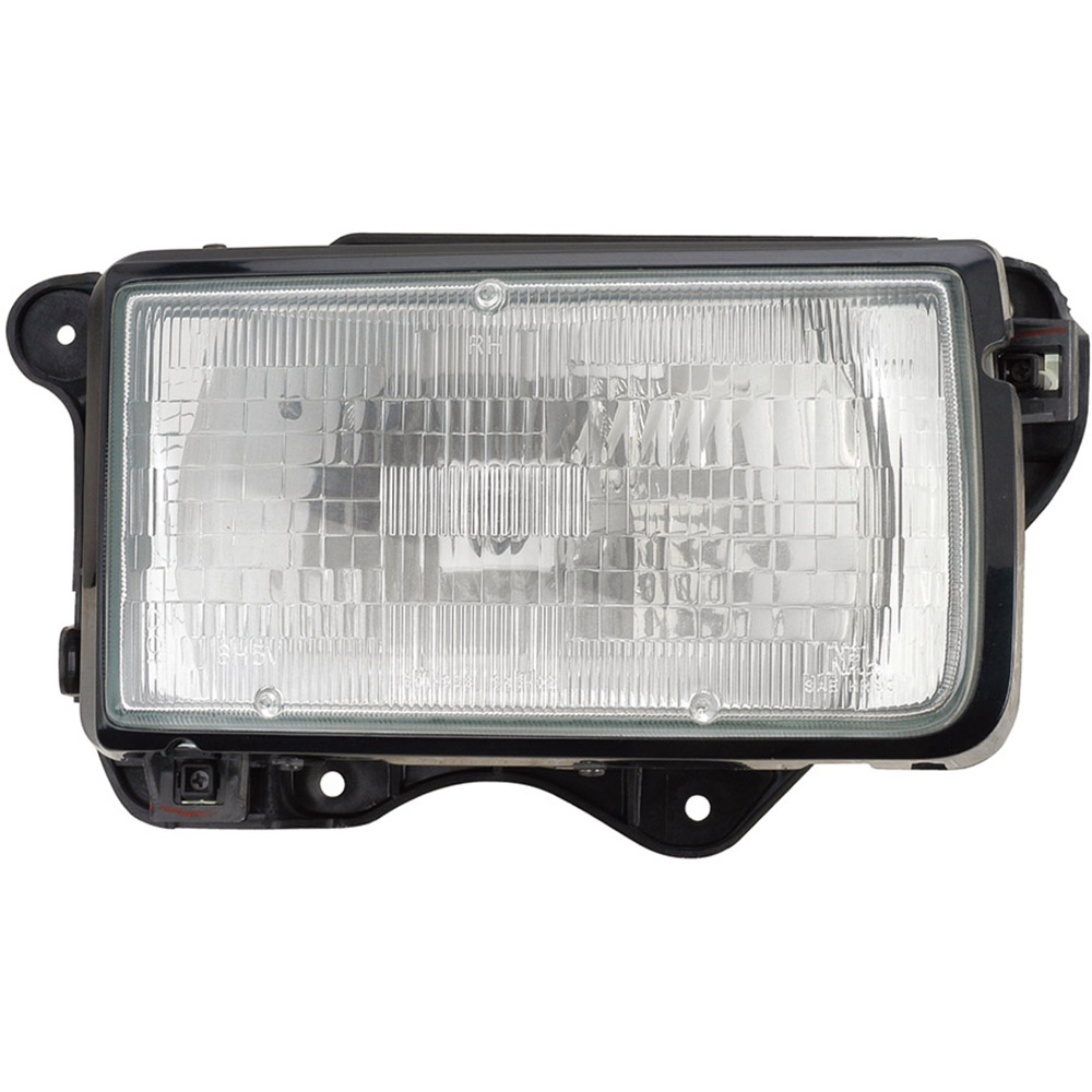 Isuzu Rodeo Headlight Assembly - OEM & Aftermarket Replacement Parts