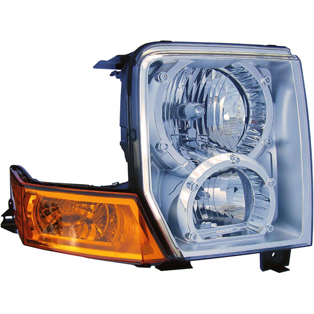 2007 Jeep Commander Headlight Embly
