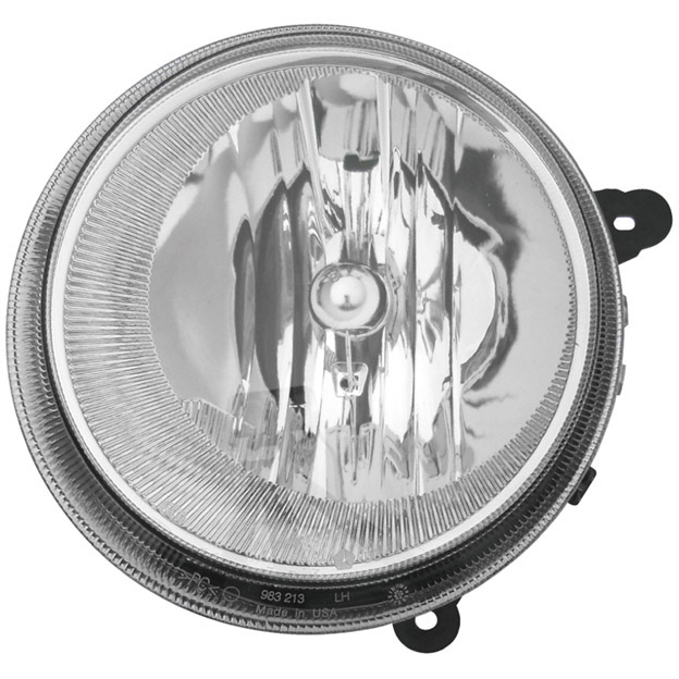 BuyAutoParts 16-00923AN Headlight Assembly