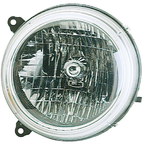 BuyAutoParts 16-00936AN Headlight Assembly