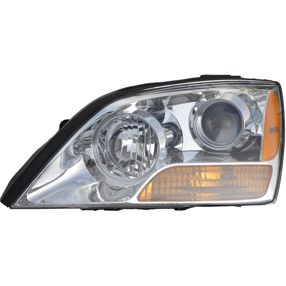 Kia Sorento Headlight Assembly