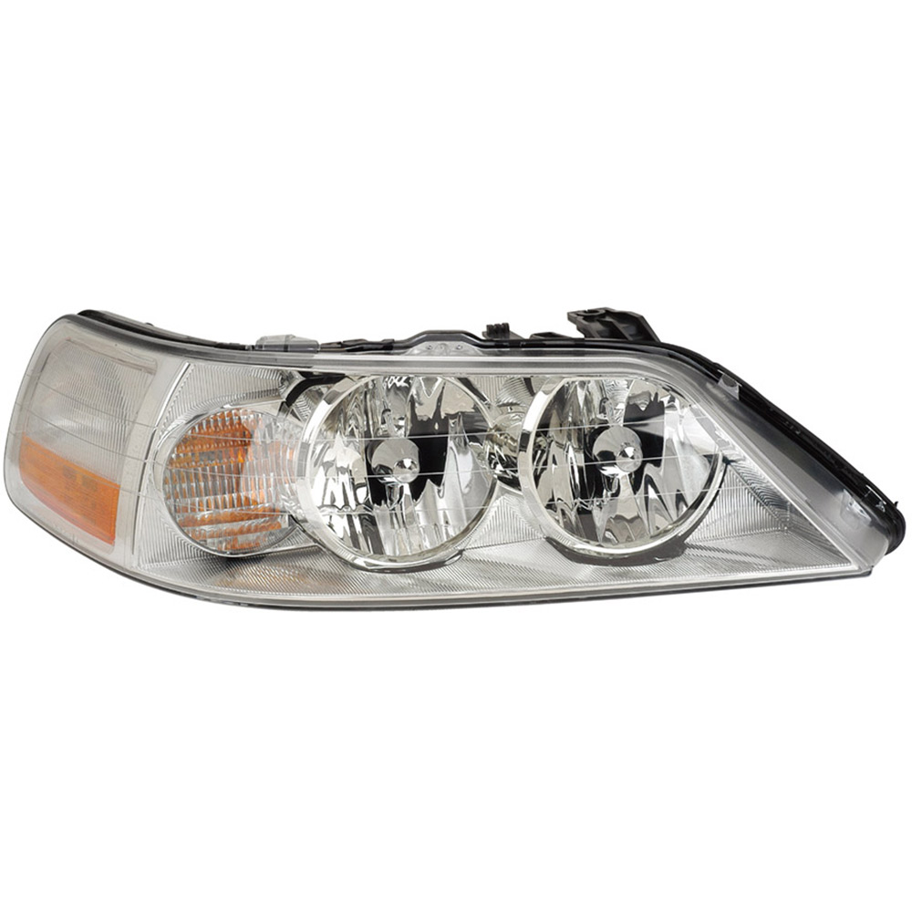 Headlight Assembly Pairs For Lincoln Town Car 2003