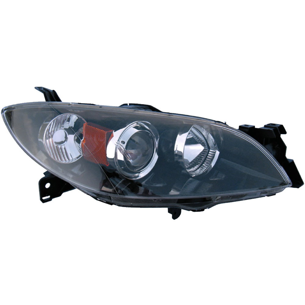 mazda 3 headlight assembly parts view online part sale. Black Bedroom Furniture Sets. Home Design Ideas