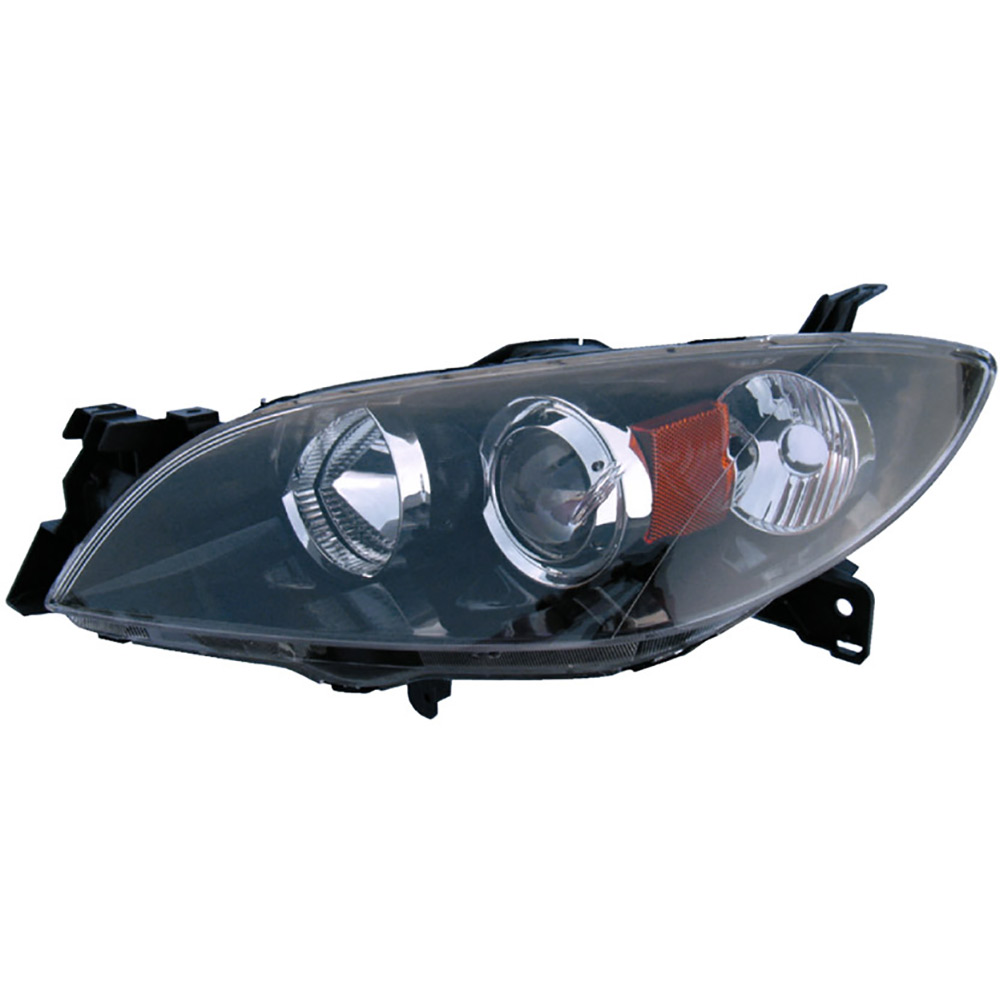 2014 Buick Regal Gs Awd For Sale: Mazda 3 Headlight Assembly From Buy Auto Parts