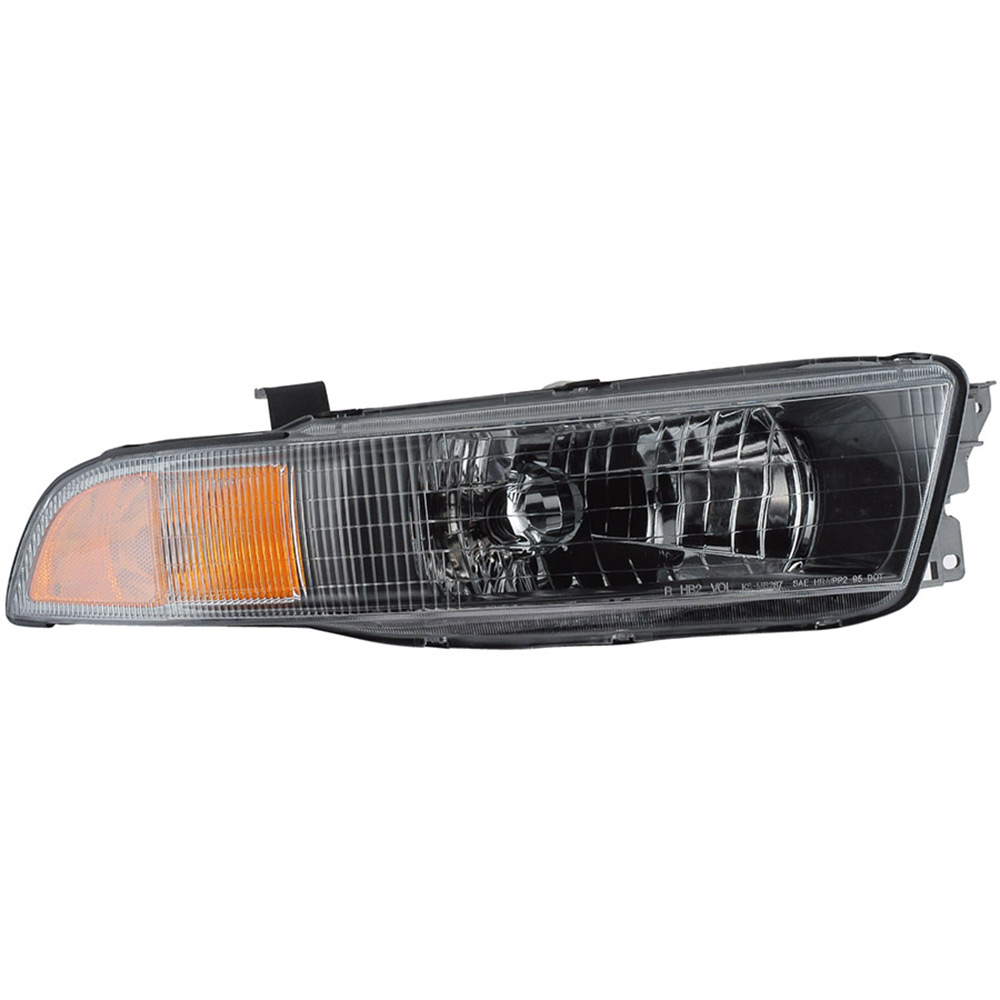 Free Shipping On 1994 2010 Mitsubishi Galant Headlight Assembly Parts Amp More