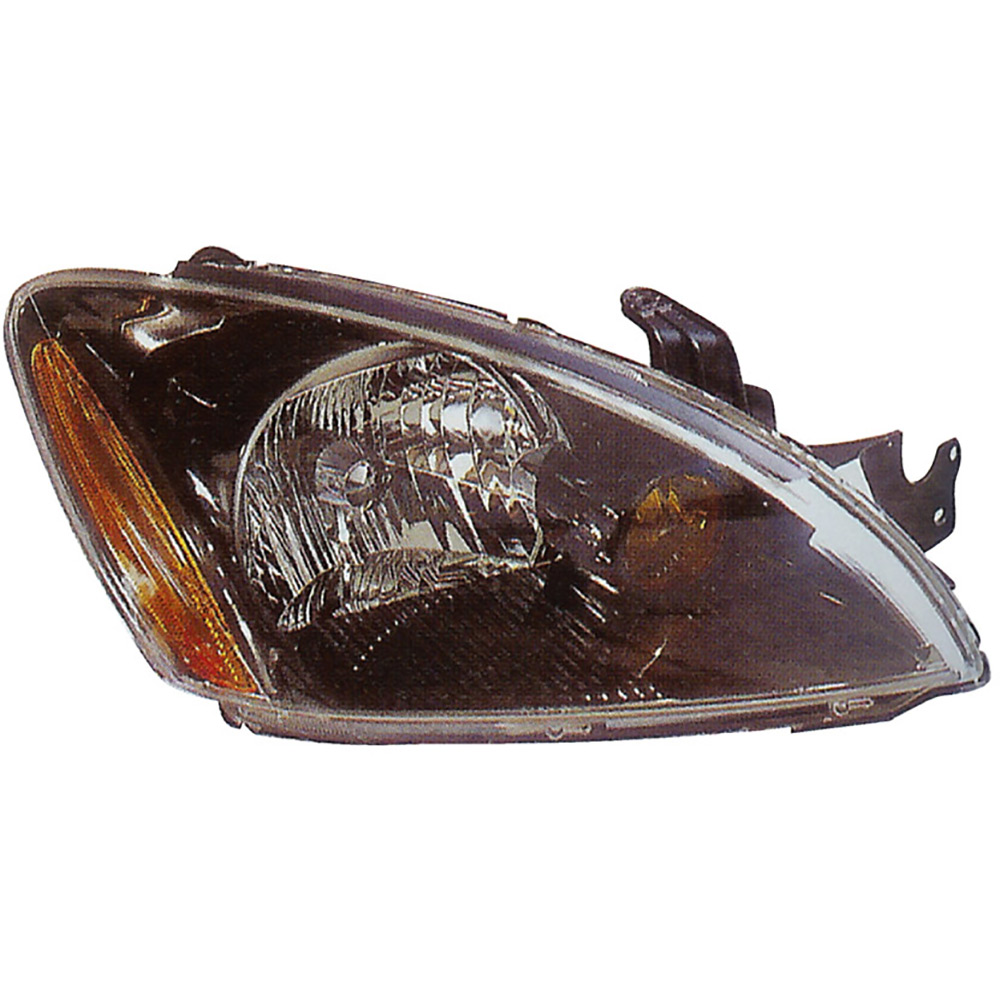 BuyAutoParts 16-80680A9 Headlight Assembly Pair