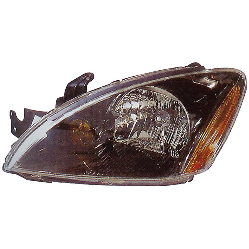 BuyAutoParts 16-01121AN Headlight Assembly