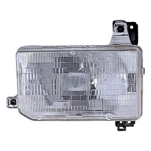 Nissan Pick-Up Truck Headlight Assembly
