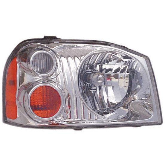 Nissan Headlamp Assembly : Nissan frontier headlight assembly parts view online part