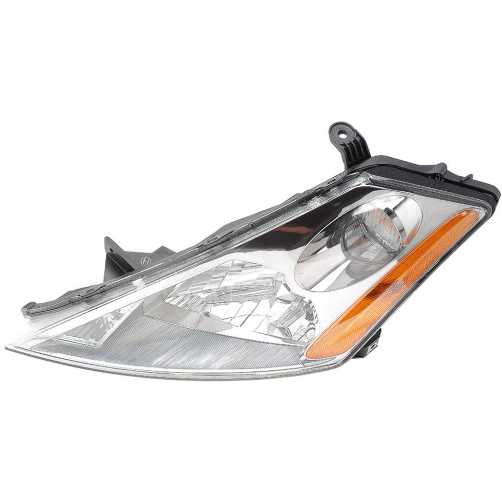 Nissan Murano Headlight Assembly