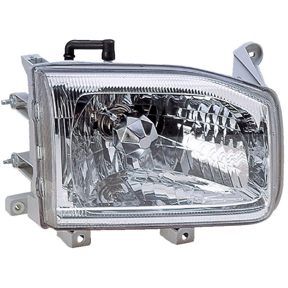 Nissan Pathfinder Headlight Assembly