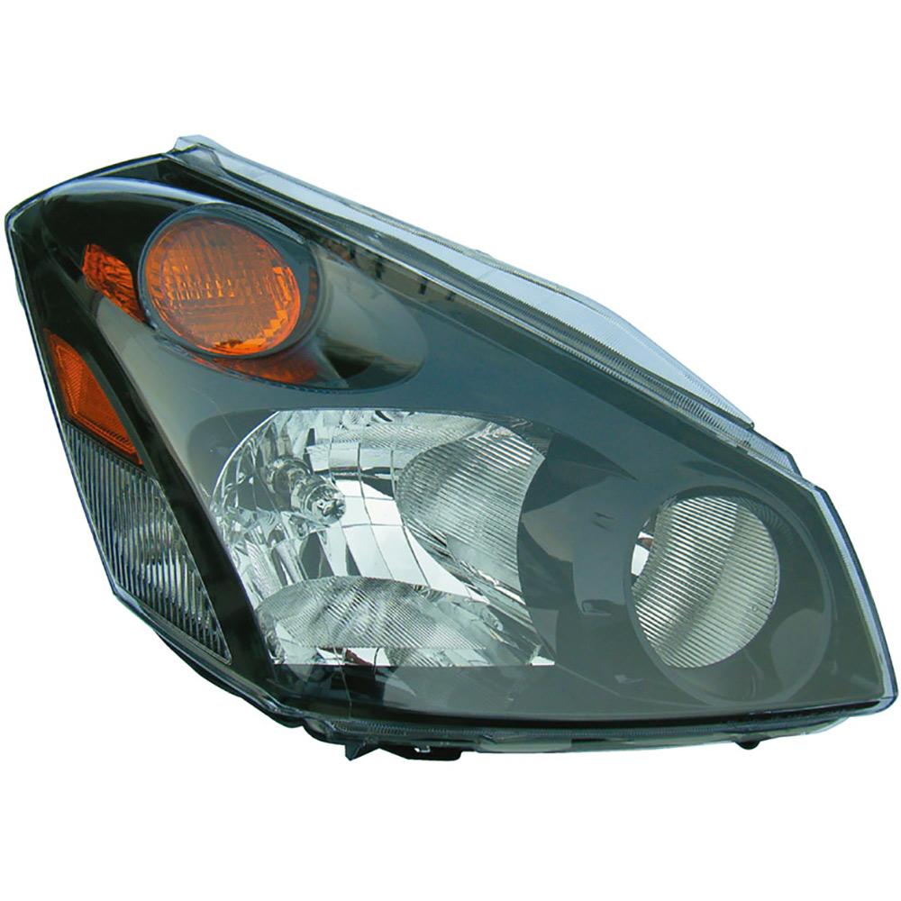 Nissan Headlamp Assembly : Nissan quest headlight assembly right passenger side