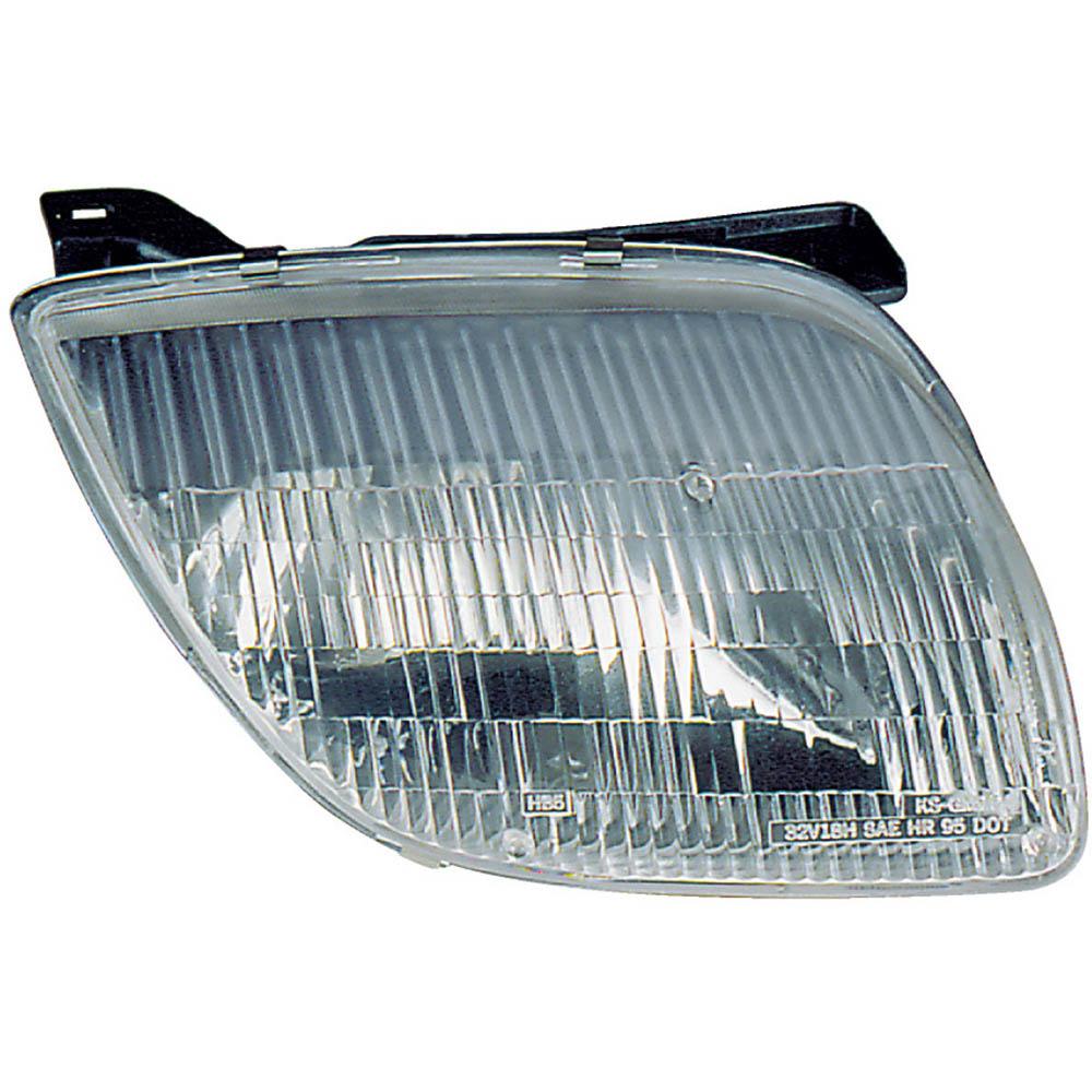 Pontiac Sunfire Headlight Assembly