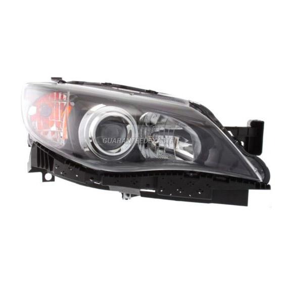 Subaru Impreza Headlight Assembly