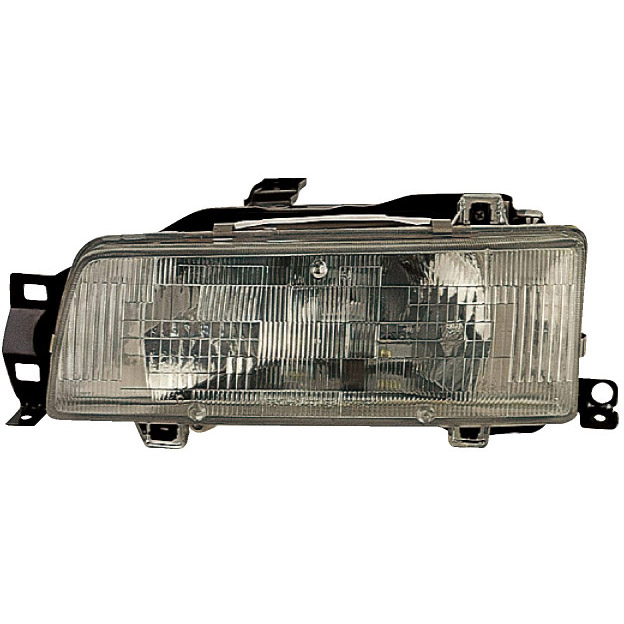 1989 Toyota Corolla Headlight Assembly Left Driver Side