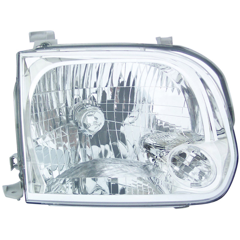 BuyAutoParts 16-01551AN Headlight Assembly