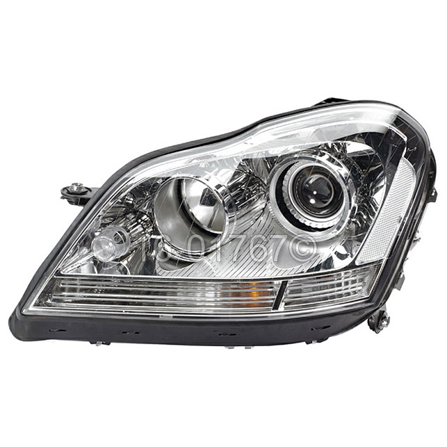 Mercedes_Benz GL450 Headlight Assembly