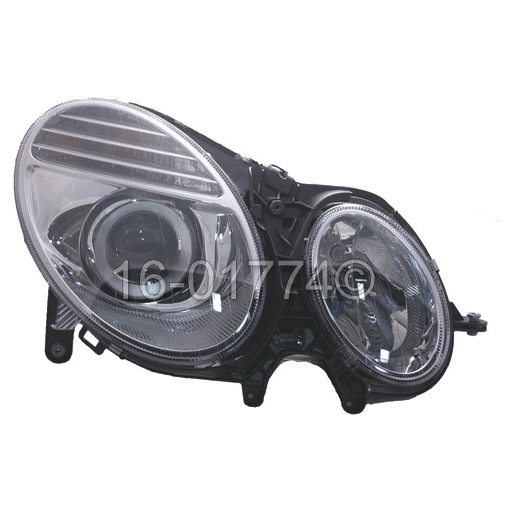 Mercedes benz e63 amg headlight assembly for Find mercedes benz parts