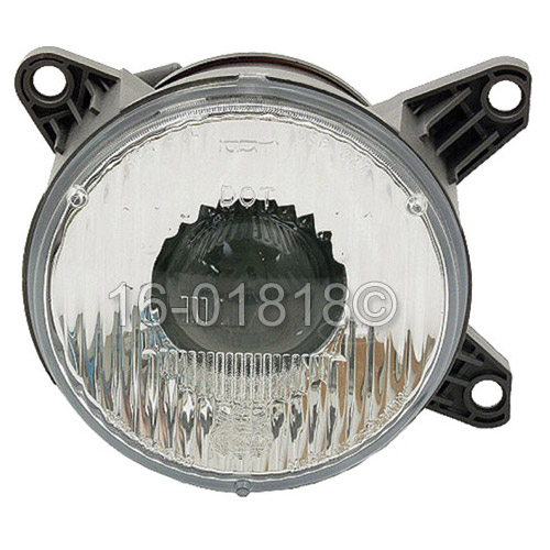 1989 BMW 535 Headlight Assembly