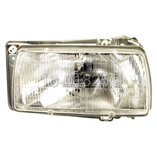 Volkswagen Golf Headlight Assembly