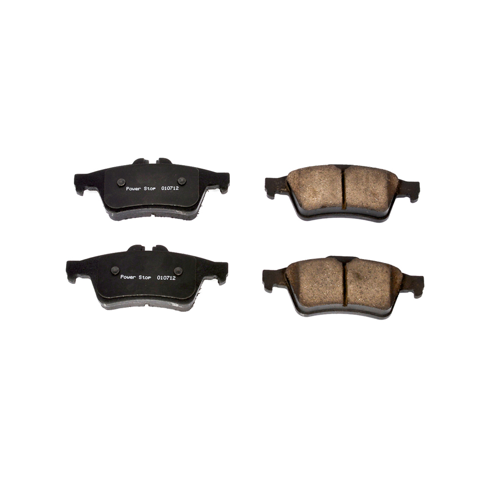 Saab 9-3x brake pad set