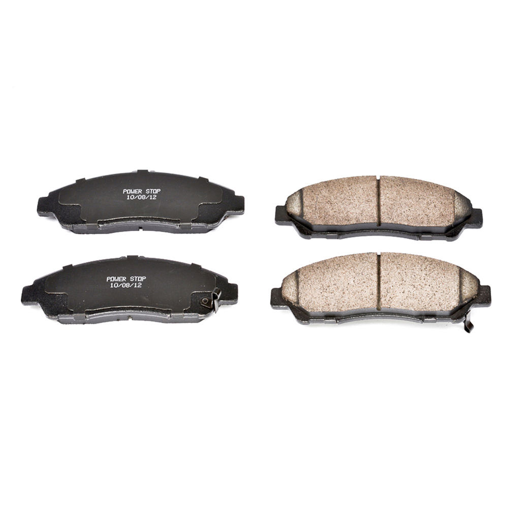PowerStop Ceramic Front Brake Pads For Acura MDX RLX