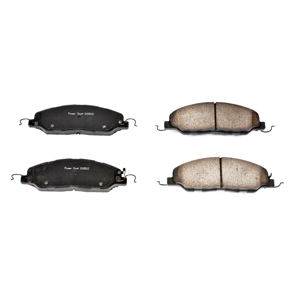 Power Stop 16-1463 Brake Pad Set