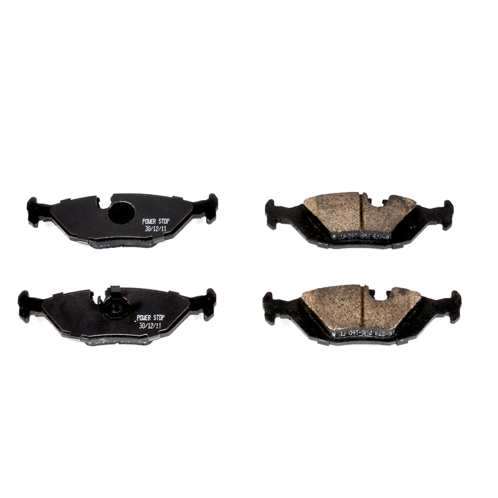 Saab 9000 brake pad set