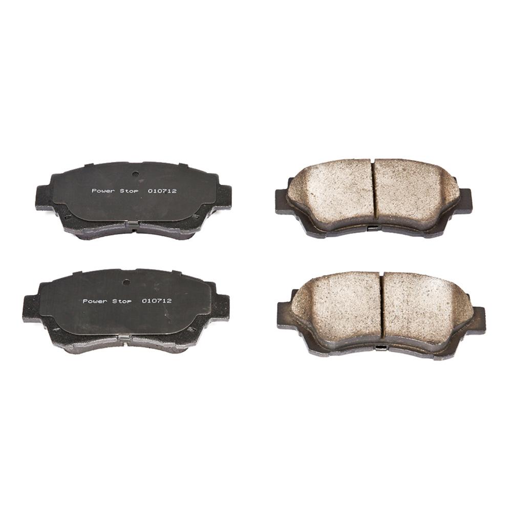 For LS400,ES300,SC300,Avalon,Celica,Sienna,Camry Front Ceramic Brake Pads