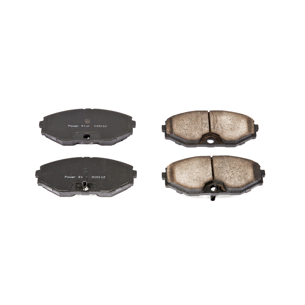 Power Stop 16-587 Brake Pad Set