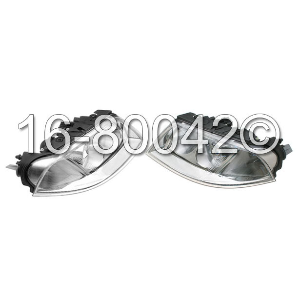Volkswagen  Headlight Assembly Pair