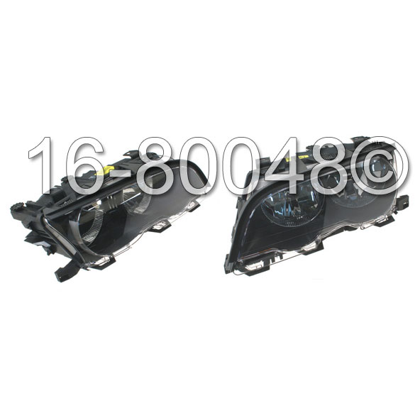 Headlight Assembly Pair 16-80048 H2