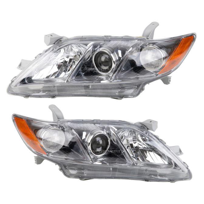Toyota Camry Headlight Embly Pair